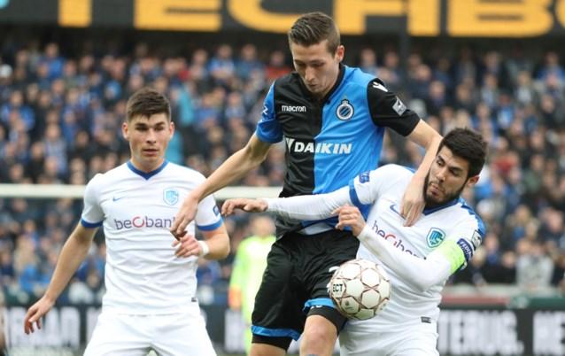 Zondag Club Brugge - Genk: stel hier je ideale elftal samen