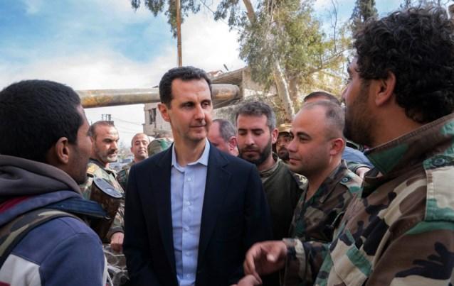 Belgische inlichtingendienst zocht toenadering tot regime van Assad