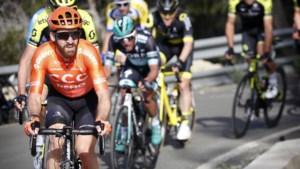 Pech voor ploeg van Greg van Avermaet: Simon Geschke houdt elleboogbreuk over aan valpartij in Ronde van Murcia