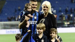 Spanningen rond Mauro Icardi (Inter) lopen uit de hand: vrouw én kinderen met steen bekogeld