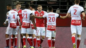 Björn Engels en Thomas Foket zegevieren met Reims tegen Rennes