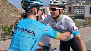Alexey Lutsenko zegeviert in tweede rit in Ronde van Oman, Preben van Hecke maakt indruk in lange vlucht