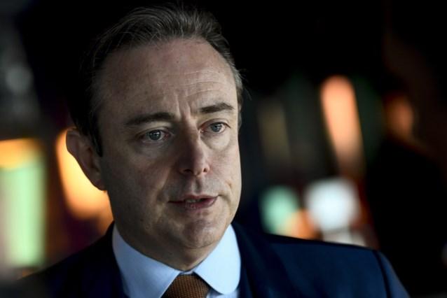 """Bart De Wever: """"Koning moet historisch pardon voor koloniaal verleden uitspreken"""""""