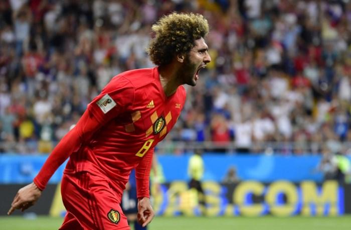 """Marouane Fellaini over kritiek en twijfel over de Rode Duivels: """"Ik bel de bondscoach wel als ik beslist heb"""""""