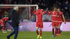 """Bolat en Refaelov worden niet zenuwachtig ondanks 0 op 6: """"Als er één ploeg Play-off 1 verdient, is het wel Antwerp"""""""
