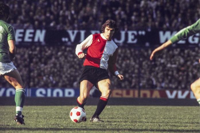 Willem van Hanegem, één van de kleurrijkste voetballers ooit, wordt vandaag 75 jaar