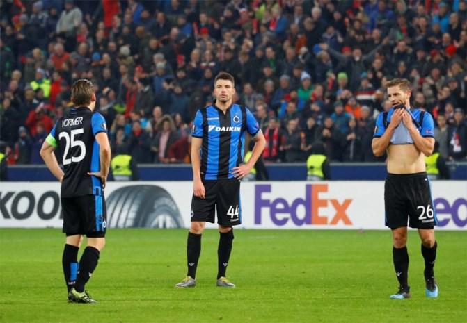 """Onze chef voetbal Ludo Vandewalle is hard voor Club Brugge: """"Simpel: het was niet goed, zelfs slecht"""""""