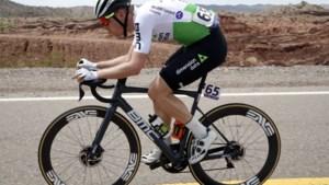 Zieke Julien Vermote past voor vierde etappe in Ronde van Algarve