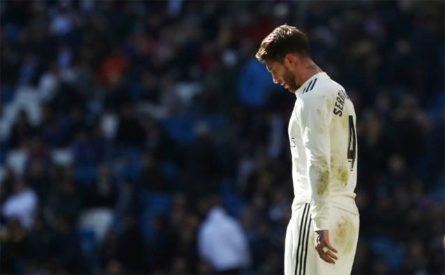 UEFA roept Sergio Ramos op het matje voor bewuste gele kaart in Champions League