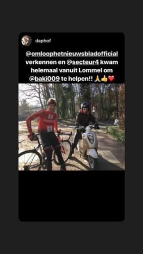 """Greg Van Avermaet verkent als één van de eersten het parcours van de Omloop Het Nieuwsblad: """"Blij dat er veel wind zal staan"""""""