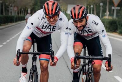 """UAE Team Emirates heeft onklopbaar superduo in de koers (als ze overeenkomen): """"De bazen beslissen"""""""