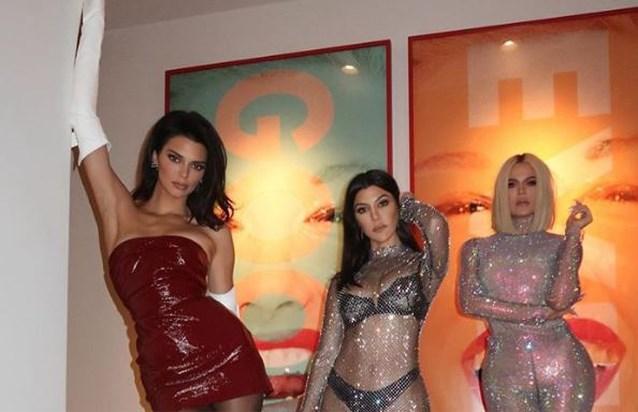 Familie voor altijd: Kardashians delen liefde voor elkaar met gewaagde foto's op Instagram