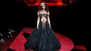 Dolce & Gabbana maakt een nieuwe, frisse start in Milaan na schandaal