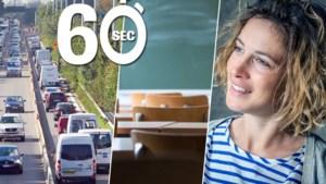 Mee in één minuut: hinder door wegenwerken, Imke Courtois naar VRT, blanke jongeren radicaliseren