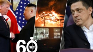 Mee in één minuut: Donald Trump dineert met Kim Jong-un, nieuw zwembad vernield, voetbalschandaal breidt uit