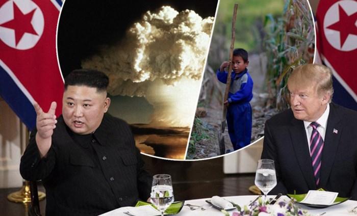 """Hoe en waarom de top tussen Kim Jong-un en Donald Trump op een sisser afliep: """"De Grote Leider werd plots te gulzig"""""""