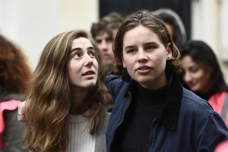 """Anuna scherp voor Bart De Wever na klimaatmars in Antwerpen: """"Terug naar school? Hij heeft de boodschap niet begrepen"""""""