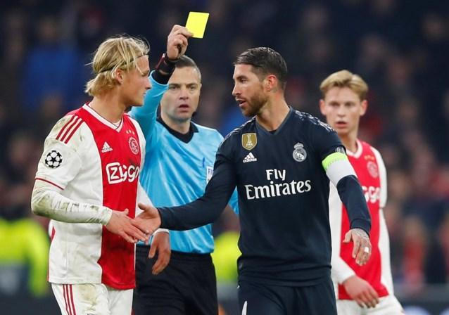 Real-verdediger Sergio Ramos moet extra speeldag brommen na (te) opzichtige gele kaart