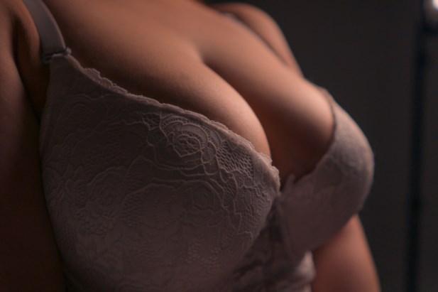 Vrouwen met mooie borsten