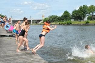 Zwemmen in Brusselse vijvers en kanaal is deze zomer toegelaten