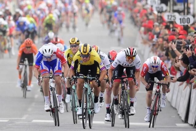 Zieke Arnaud Démare niet aan de start Omloop Het Nieuwsblad, deelname Kuurne-Brussel-Kuurne twijfelachtig