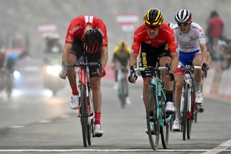 """Herboren Laurens De Plus is dé revelatie van UAE Tour: """"Na zo veel miserie is het plezant om te tonen dat je het nog steeds kan"""""""