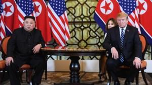 """Noord-Korea geeft zeldzame persconferentie: """"Voorstel Kim Jong-un was realistisch"""""""