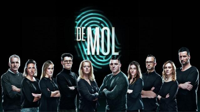 Een van deze 10 is 'De Mol', maar wie?