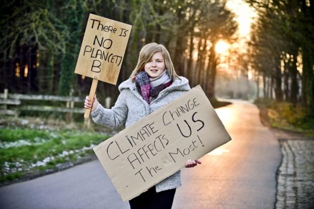 Klimaatactiviste Laura Cools prijkt op SP.A-lijst voor Vlaams Parlement