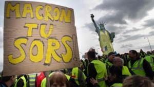 'Gele hesjes' weer straat op in Frankrijk bij begin van cruciale maand voor hun beweging