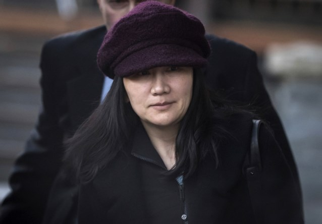 """Huawei-manager zit vast in Canada op verdenking van fraude: """"Ernstige schending van haar rechten"""""""