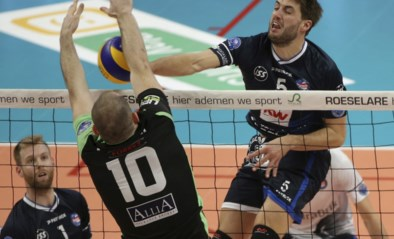 Aalst en Menen met één been in Final Four Euromillions Volley League
