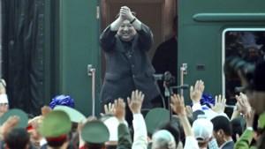 Kim Jong-un verlaat Hanoi na onverwacht korte ontmoeting met Trump
