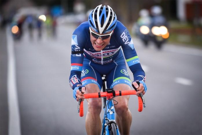 Kévin Van Melsen heeft breuk in schouderblad na val in Ruta del Sol