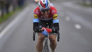 """Bob Jungels wint na Luik-Bastenaken-Luik nu ook Kuurne-Brussel-Kuurne: """"Soms is het moeilijk keuzes maken"""""""
