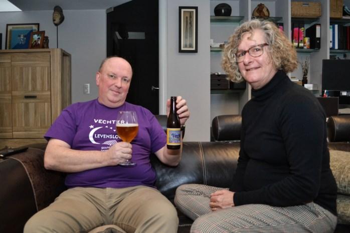 Jan vecht tegen kanker en krijgt tijdens slapeloos moment idee om biertje te lanceren. Hij noemt het... Vechter