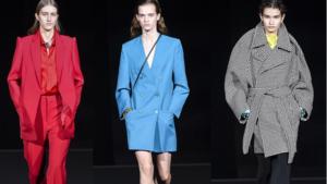 Balenciaga brengt eerbetoon aan het hedendaagse Parijs