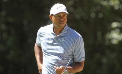 Tiger Woods is opnieuw geblesseerd: na de rug, nu de nek