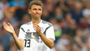Drastische verjonging bij Duitsland: wereldkampioenen Müller, Boateng en Hummels worden niet meer opgeroepen