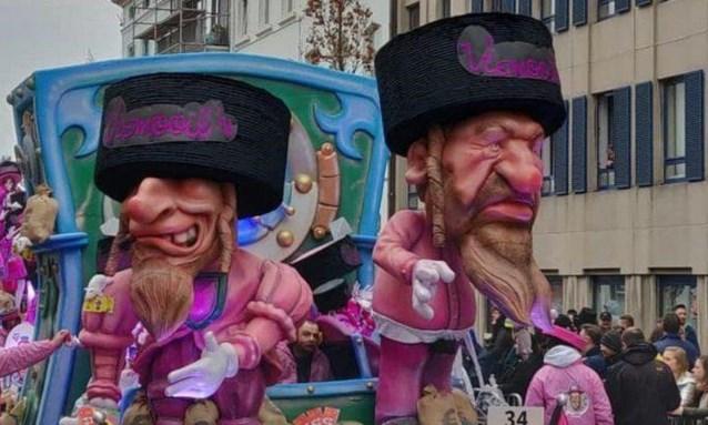 """Europese Commissie over praalwagen op Aalst Carnaval: """"Ondenkbaar dat dit nog te zien is in Europa"""""""