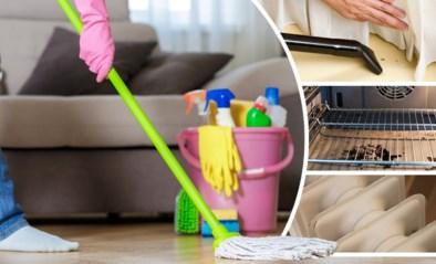 Dit zijn de vuilste hoekjes in je huis (en zo krijg je ze weer proper)