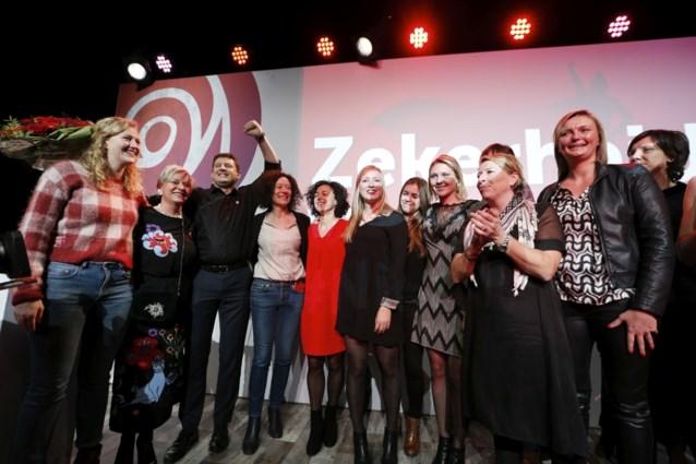 SP.A wil grondwet wijzigen om aantal vrouwen in regeringen naar minstens 40 procent te halen