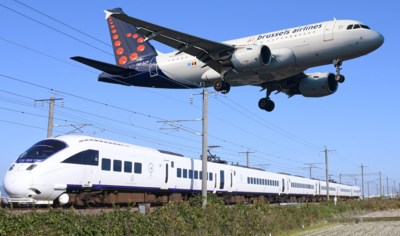 Op citytrip: wanneer neem je beter de trein en wanneer het vliegtuig?