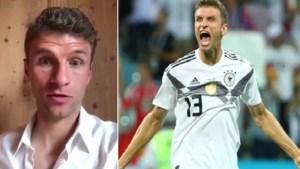 """Gepasseerde Thomas Müller schiet met scherp op Duitse bondscoach Joachim Löw: """"Hoe langer ik erover nadenk, hoe bozer ik word"""""""