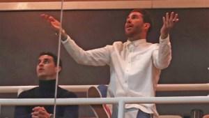 """Zware woordenwisseling tussen Sergio Ramos en voorzitter Real: """"Betaal me maar en ik ben weg"""""""