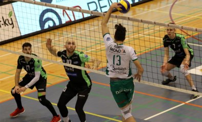 Aalst en Menen naar Final Four Euromillions Volley League