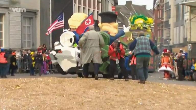 Jan Verheyen vreest opnames op Aalst Carnaval voor nieuwe Kampioenenfilm te moeten weggooien