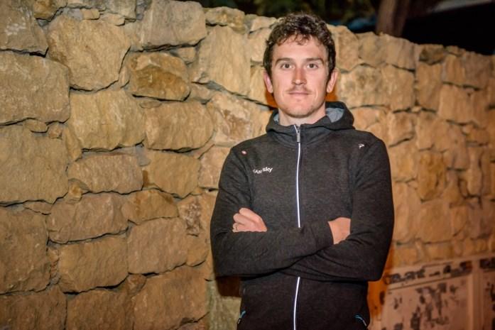 """Geraint Thomas begint in Strade Bianche echt aan zijn seizoen: """"Sinds mijn Tourzege zitten ze precies te wachten tot ik faal"""""""