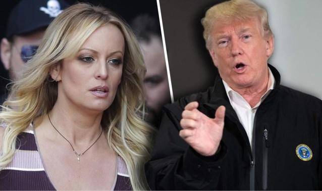 Amerikaanse rechter wijst klacht van pornoactrice Stormy Daniels tegen president Donald Trump af