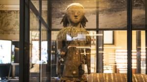 Beeld in nieuwe expo AfricaMuseum blijkt brutaal geroofd
